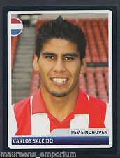 Panini Football Sticker-Champions League 2006-07 -No 196 - PSV Eindhoven-Salcido