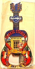Hard Rock Cafe Yankee Stadium New York Yankees Bottle Opener Magnet V17 NEW HRC