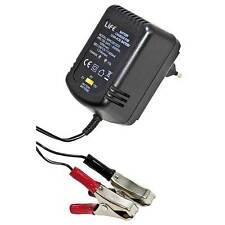 Caricabatteria per batterie al piombo 2-6-12 volt 2,2-10Ah