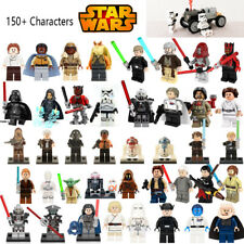 Star Wars Jedi,Rougue Un Mini Figurines,Darth Vader,Han Solo,Leia,Luke Lego