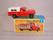 Ford Contemporary Manufacture Diecast Pickup Trucks