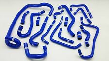 Silicone Full Set ancillary + Heater Hose Fit Nissan Skyline R32 RB20DET GTS-T