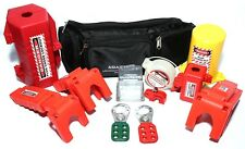 Asian Safety lockout ball valve lockout kit 01