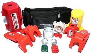 Asian Safety lockout ball valve lockout kit 01