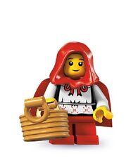 Lego Minifigures serie 7 Cappuccetto Rosso 8831 Nuovo
