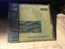 Tortoise - Millions Now Living Will Never Die Japan Cd+ Obi With Bonus Tracks+4