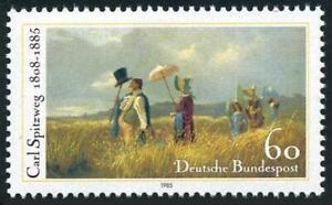 Germany 1448,MNH.Michel 1258. The Sunday Walk,by Carl Spitzweg,1808-1885.1985.