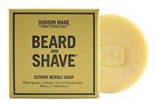 Hudson Made - Beard & Shave Soap (Citron Neroli) (Lot of 3)