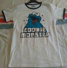 COOKIE MONSTER T-SHIRT RARE ICONIC