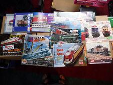 Konvolut 20 Roco Modelleisenbahn 1993 - 2005 News Kataloge sehr gut