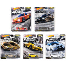 HOT WHEELS 2020 PREMIUM FAST & FURIOUS FAST TUNERS F CASE - Pick and choose!!