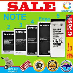 Premium Genuine OEM Battery Replacement for Samsung Galaxy Note 2 3 4 Edge 5 8 9