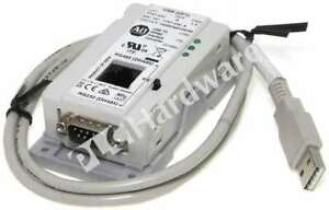 Allen Bradley 1747-UIC Series A Interface Converter USB to DH-485
