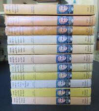 Lot 11 Vintage Tom Swift Jr. Books 16 19 20 23 4 6 8 9 10 12 13 16 HB