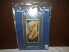 Mary Baxter St. Clair Cross Stitch Messenger of Love Kit