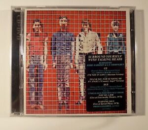 Talking Heads – More Songs About Buildings And Food CD + DVD 5.1 2006 Rhino