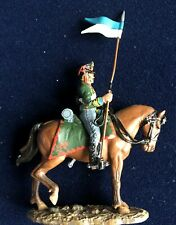 Soldier Lead Rider Empire Hussar Of Pavlograd Russia 1812