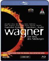 R. Wagner - Der Ring Des Nibelungen [New Blu-ray] Boxed Set, Ac-3/Dolby Digital