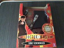 Doctor Who 10th Sonic Screwdriver With Psychic Paper New