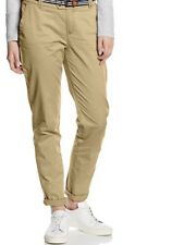 ESPRIT Women's Chino Trousers - Beige - UK 16/L32