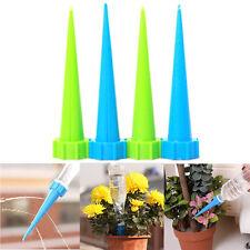 New 2x Automatic Water Irrigation Spike Garden Plant Flower Drip Sprinkler Water