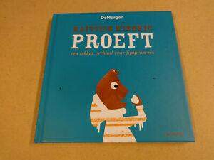 BOEKJE + CD / KAPITEIN WINOKIO PROEFT ( DEMORGEN, LANNOO )