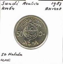 Saudi-Arabië 50 halala 1987 UNC - KM64 (mc011)