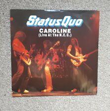 """Status Quo Caroline Live at NEC 12"""""""