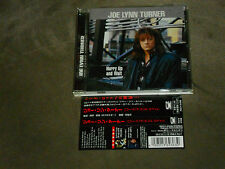 Joe Lynn Turner Hurry Up & Wait Japan CD
