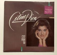 Celine Dion, C'est pour toi, 33t original Canada, Neuf,encore scellé