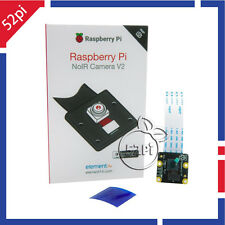 New Raspberry Pi Official NoIR Camera V2 8MP IMX219 Sensor Night Vision Module