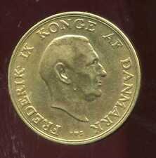 DANEMARK   1 krone  1952