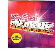 (FF904) Kim Sozzi, Break Up - 2007 DJ CD
