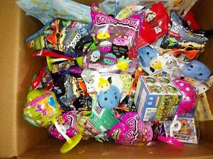 LOT 10 BLIND BAGS MASHEMS SQUISHIES CHEAP BULK WHOLESALE BLINDS BOXES RANDOM