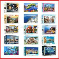 1000 Piece Jigsaw Puzzles Adult Kids Educational Puzzle Toy Gift Brand DIY