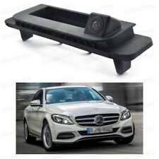 CCD Car Trunk Handle Rearview Camera Replacement for Mercedes C-Class 2015-2018