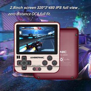 ANBERNIC RG280V Adults Handheld Mini Gaming Player 16GB/64GB-5000 Games