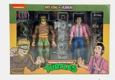 Neca TMNT Rat King and Vernon 2 Pack Ships Q2 2021 Preorder
