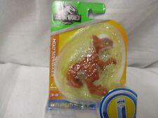 Fisher price Imaginext Jurassic World Dinosaur NEW Egg Stygimoloch bone head toy