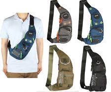 Concealed Sling Bag Backpack Anti Theft Cross Body Sling Chest Shoulder Bags