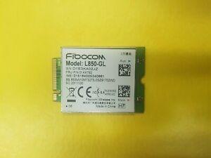 Lenovo Fibocom L850-GL 4G LTE WWAN Card, 01AX792, T495, X1 Carbon 7th, T14 X395