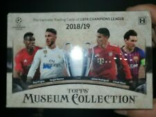 2018 2019 Topps Museum Collection Uefa Champions League Sealed Box Mbappe Messi