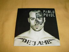 Pablo Puyol – Dejame CD Single