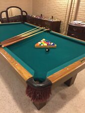 """Olhausen 8ft """"high-end"""" Pool Table- $2000"""