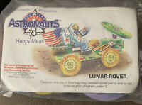 1991 McDonalds Happy Meal Toy YOUNG ASTRONAUTS Lunar Rover NOS Sealed