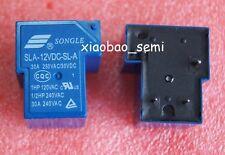 2PCS SLA-12VDC-SL-A 12V T90 30A 250VAC 30VDC ORIGINAL SONGLE Relay 4PIN