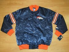 Denver Broncos Vintage Style Starter Jacket Men's size Medium - Draft Pick