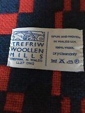 More details for trefriw welsh wool blanket
