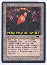 Mishra 's Workshop miscut top right Magic Antiquities original