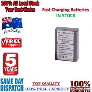 BLN1 PS-BLN1 Battery For Olym OM-D E-M1 E-M5 Mark II PEN-F E-P5 EM1 EM5 PENF EP5